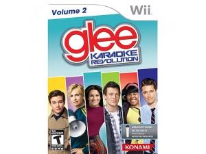 Karaoke Revolution: Glee 2 (Nintendo Wii) Konami