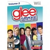 Konami Karaoke Revolution: Glee 2 (Nintendo Wii)