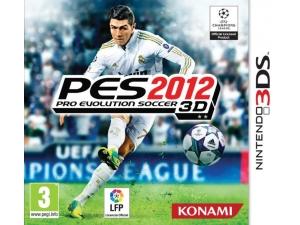 Konami Pro Evolution Soccer 2012 DS