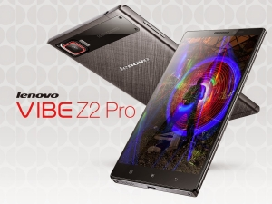 Vibe Z2 Pro Lenovo