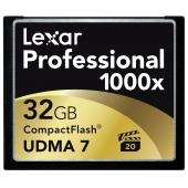 Lexar 32gb 1000x Professional
