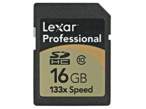 SDHC 16GB Class 10 Lexar