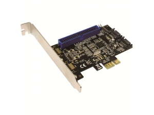 SATA 6Gbps Donanımsal RAID PCI Express Kart PC0064 LogiLink