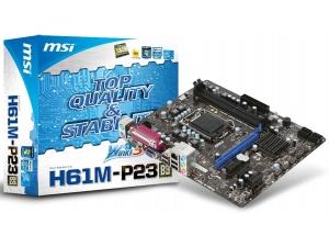 H61M-P23-B3 MSI