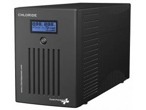 2000VA, Line Interaktif, LCD, 2 Adet 12V 9AH Akü, 6 Dk , UPS, Siyah (DESK-POWER-2000VA) Masterguard