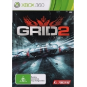 Namco Bandai Grid 2 (XBox 360)