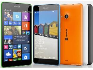 Lumia 535 Microsoft