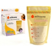 Milkway Süt Saklama Poşeti 50 Adet