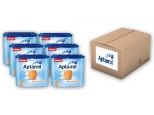 Aptamil 2 Devam Sütü 350gr 6lı Milupa