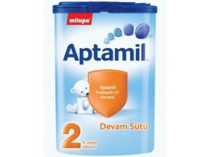 Aptamil 2 Devam Sütü (Bebek Maması) 900 gr Milupa