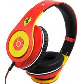 Monster Beats By Dr. Dre Studio Ferrari Limited Edition