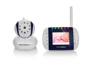 MBP33 Kameralı Bebek Telsizi 200 Mt Motorola