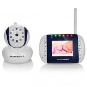 Motorola MBP33 Kameralı Bebek Telsizi 200 Mt