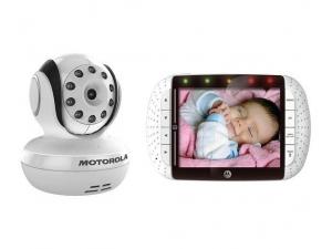 MBP36 Kameralı Bebek Telsizi 200 Mt Motorola