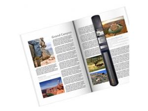 PageExpress H-410 Taşınabilir A4 Tarayıcı Mustek