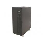 Necron 6000VA, Online, 20 Adet 12V 7AH Akü, 7-20 Dk , UPS, Siyah