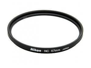 67mm UV Filtre Nikon