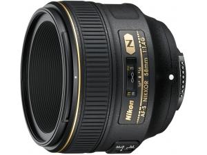 AF-S Nikkor 58mm f/1.4G Nikon