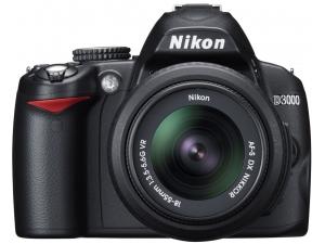D3000 Nikon