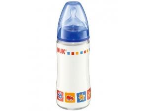 First Choice Silikon Emzikli 0-6 Ay 240 ml Nuk