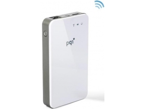 Air Bank Wi-Fi 500 GB HDD PQI