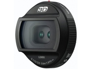 LUMIX G 12.5mm f/12 3D Panasonic