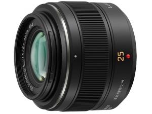 Leica DG Summilux 25mm f/1.4 Panasonic