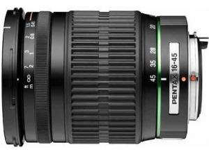 16-45mm f/4 SMC DA ED AL Pentax