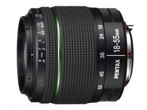 18-55mm f/3.5-5.6 AL WR Pentax