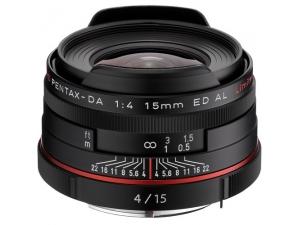 HD PENTAX-DA 15mm f/4ED AL Limited Pentax