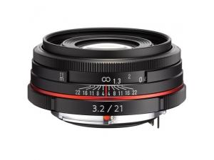 HD PENTAX-DA 21mm f/3.2 AL Limited Pentax