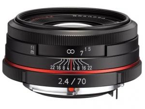 HD PENTAX-DA 70mm f/2.4 Limited Pentax