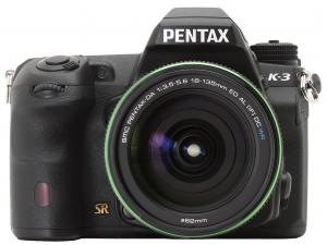 K-3 Pentax