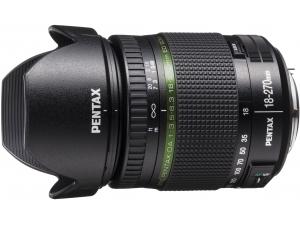 SMC DA 18-270mm f/3.5-6.3 SDM Pentax