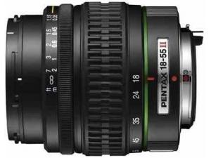 SMC DA 18-55mm II f/3.5-5.6 ED AL (IF) Pentax