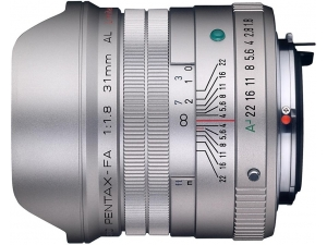 SMC Pentax-FA 31mm f/1.8 AL Limited Pentax