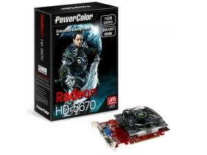 HD5670 1GB 128Bit DDR3 Powercolor