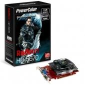Powercolor HD5670 1GB 128Bit DDR3