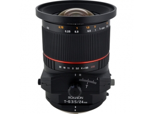 24mm f/3.5 ED AS UMC Tilt-Shift Rokinon