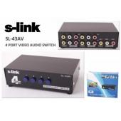 S-link Sl-43av