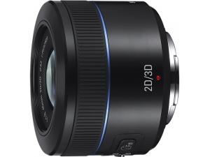 Samsung 45mm 2D-3D F/1.8