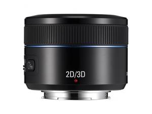 45mm 2D-3D F/1.8 Samsung
