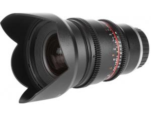 16mm V-DSLR T2.2 ED AS UMC CS Samyang