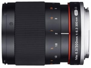 300mm f/6.3 Samyang
