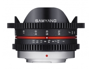 7.5mm T3.8 Samyang
