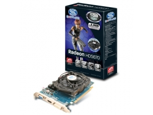 HD5670 1GB DDR3 64Bit Sapphire