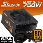 Seasonic 750W M12II-750