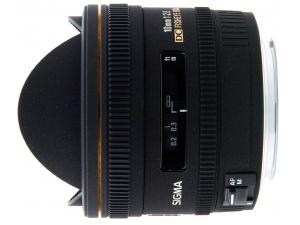 10mm f/2.8 EX DC HSM Fisheye Sigma