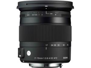 17-70mm f/2.8-4 DC Macro OS HSM C Sigma
