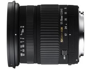 17-70mm F/2.8-4.5 DC MACRO Sigma